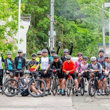 2-Hour Intermediate Road Bike Group Training