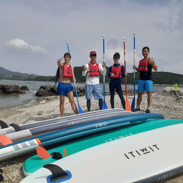 [Special Offer!] 2-hour SUP rental (Sai Kung)