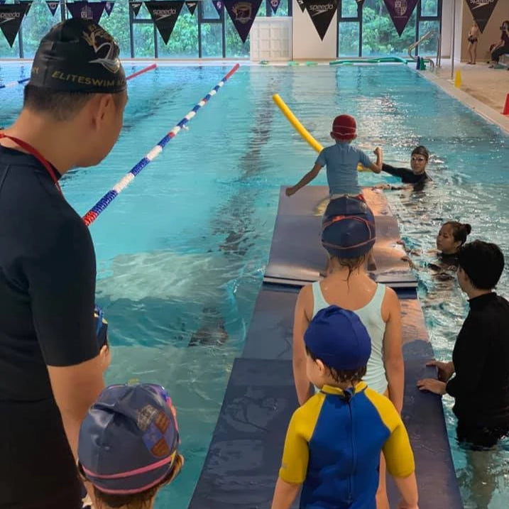 30-Min Indoor Level 2 Swimming Lesson (Tseung Kwan O)