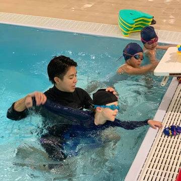 30-Min Indoor Level 3 Swimming Lesson (Tseung Kwan O)