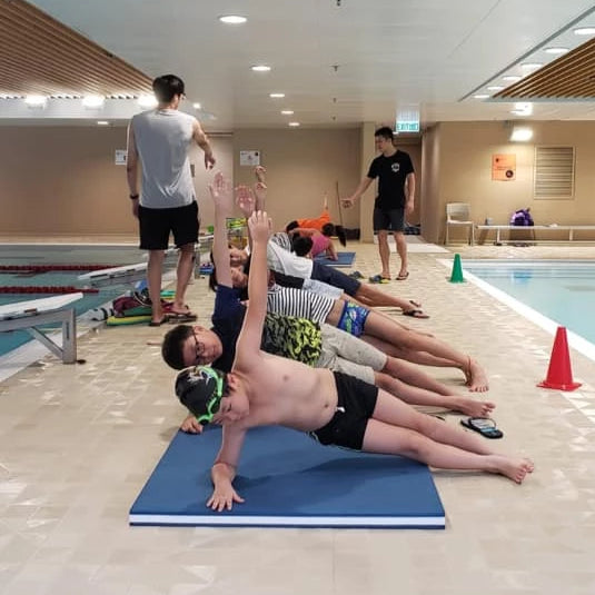 30-Min Level 3 Swimming Lesson (Tseung Kwan O)