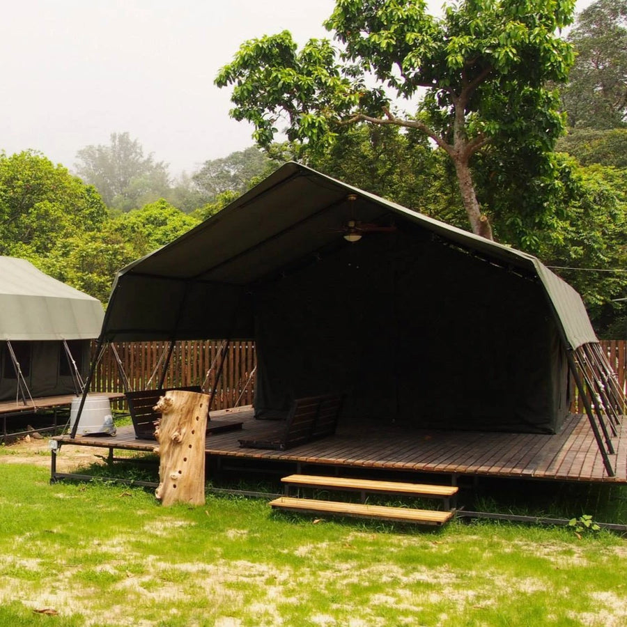 2-Day 1-Night Long Coast Safari Glamping x Multi-Sports (Tent & Sports Equipment Included)