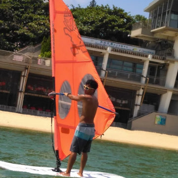 3-Hour Beginner Windsurfing Lesson (Stanley)