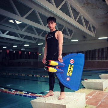 2-Hour Indoor Finswimming Lessons [4 Class Package] (HK)
