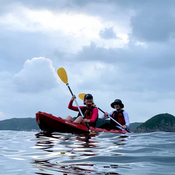 Kayak Rental in Tai Long Wan (Sai Wan)
