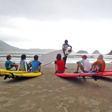 Beginner Surf Board Rental in Tai Long Wan (Sai Wan)
