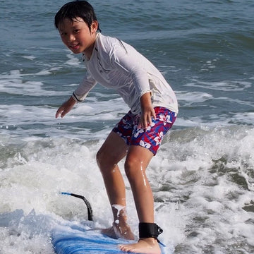 Soft Surf Board Rental (Lantau)