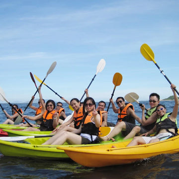 Kayak Rental (Lantau)
