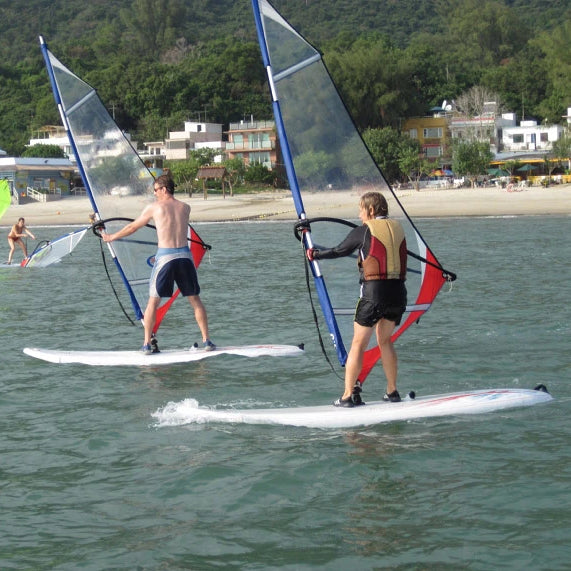 3-Hour Intermediate Windsurf Gear Rental (Lantau)