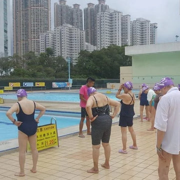 4x1 Hour Hydro-Fitness Swimming Group Class (Kowloon)