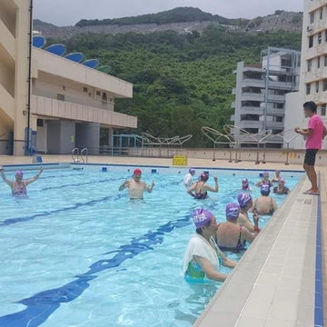 4x1 Hour Hydro-Fitness Swimming Group Class (New Territories)