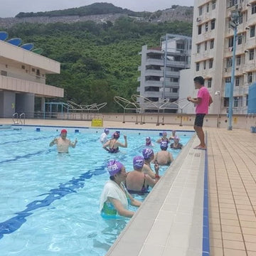4x1 Hour Hydro-Fitness Swimming Group Class (Hong Kong Island)