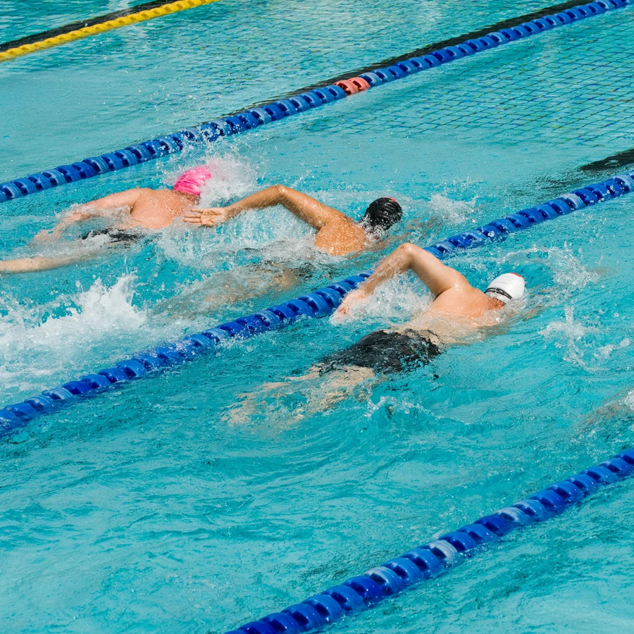 1-Hour Indoor Weekend Adults Swimming Group Lesson [4 Class Package]