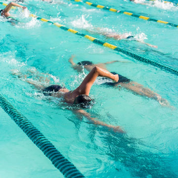 4x1 Hour Adult Swimming Group Class (New Territories)