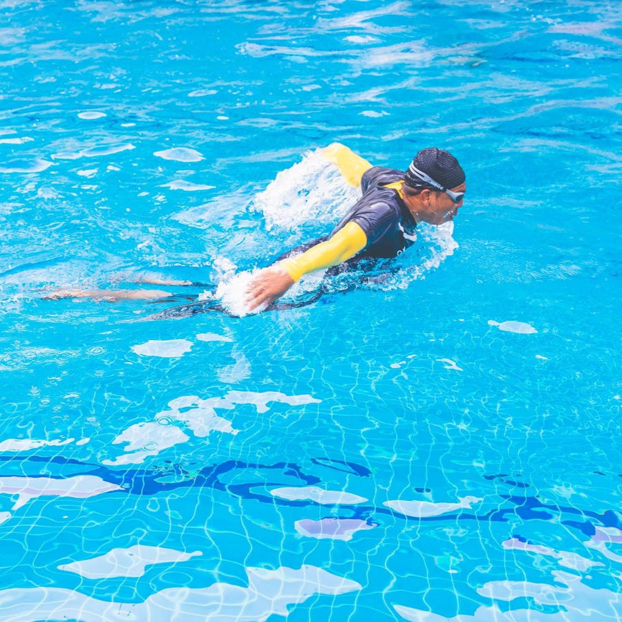45-Min Weekday 1 on 1 Adult Butterfly Improvement Swimming Lesson