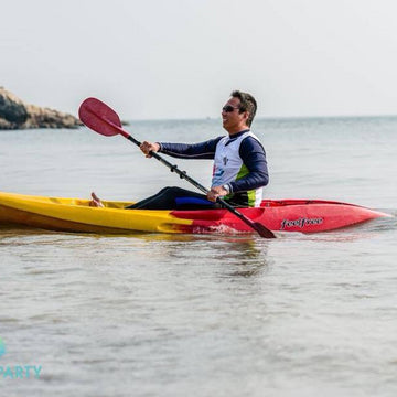 2-Hour Kayak Turtle Island Tour (Lantau)