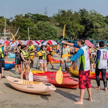 2-Hour Kayak Introduction Lesson (Lantau)
