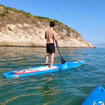 4-Hour Intermediate SUP Lesson with Bronze Cert.
