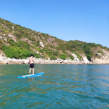 4-Hour SUP Guided Tour around Cheung Chau