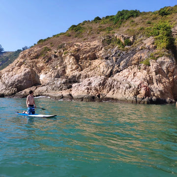 2-Hour SUP Guided Tour around Cheung Chau