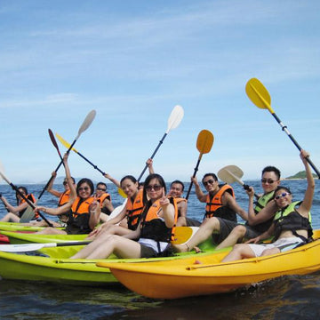 1.5-Hour Kayak Introduction Tour (Lantau)
