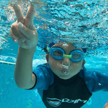 [2-10 yrs old] 4x1 Hour Children Swimming Group Class (Kowloon)