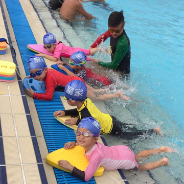 1-Hour Children Swimming Group Lesson [4 Class Package] (HK,KLN,NT)