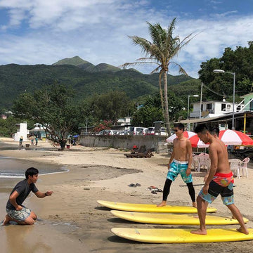 1 to 2-Hour Beginner Surfing Lesson (Lantau)