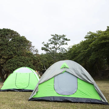 2-Day 1-Night Sai Yuen Camping (4 Pers Tent & Camping Equipment Included)