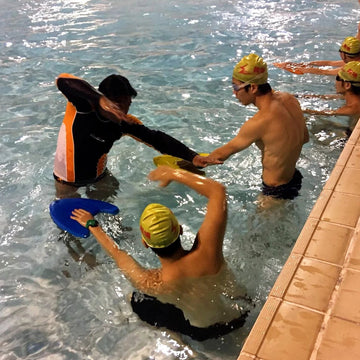 90 Mins Men Swimming Lesson (Ho Man Tin/ Tuen Mun/ Tsuen Wan)