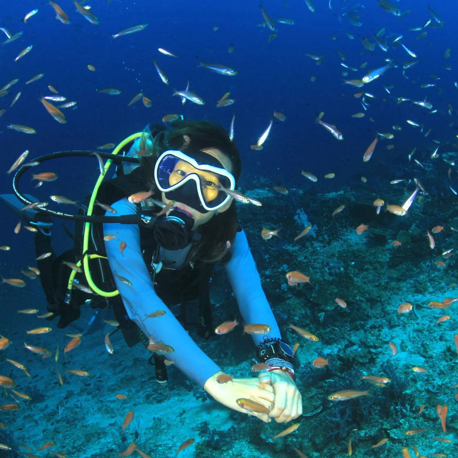 2-Day 1-Night White Valentine's Day Scuba Diving & Camping Experience