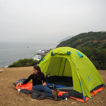 Tent & Camping Equipment Rental (Pick-up)
