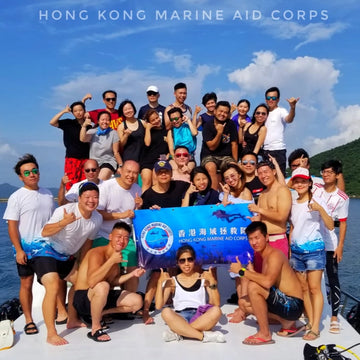 5-Day NAUI Scuba Diving Lesson (HK)