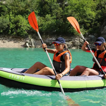 [Special Offer!] 2-hour Double Kayak rental (Sai Kung)