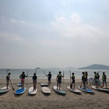 1 to 2-Hour Beginner Stand up Paddle Lesson (Lantau)
