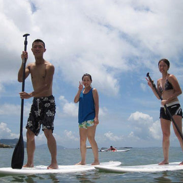 1.5-Hour Stand-up Paddle Introduction Tour