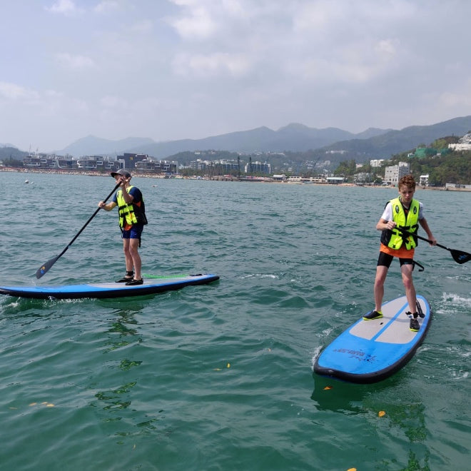 [8 yrs old +] 1 Day Kids Stand-up Paddle Session (Sai Kung)
