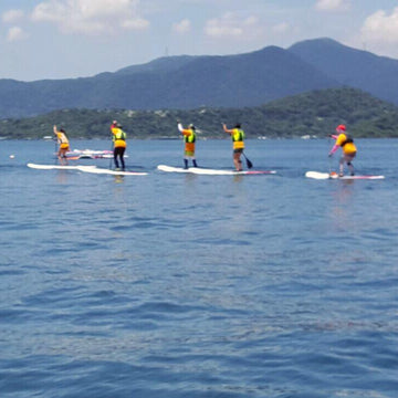 6-Hour Stand-up Paddle Tour (Tai Mei Tuk)