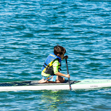 [12 - 18 yrs old] 6-Hour Stand-up Paddle Tour for Kids (Tai Tam)