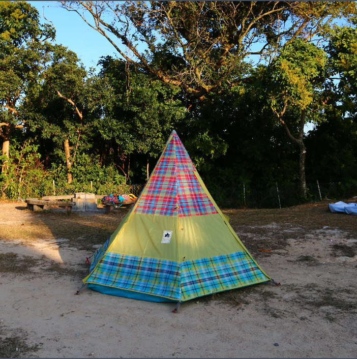 3-Person Teepee Tent (LOGOS)