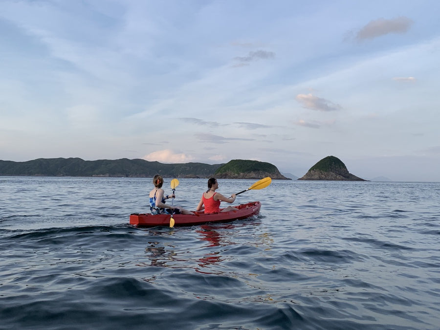 Tap Mun Kayak and Hike Tour by A-Team Edventures