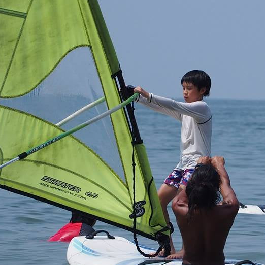 1 to 2-Hour Beginner Windsurfing Lesson
