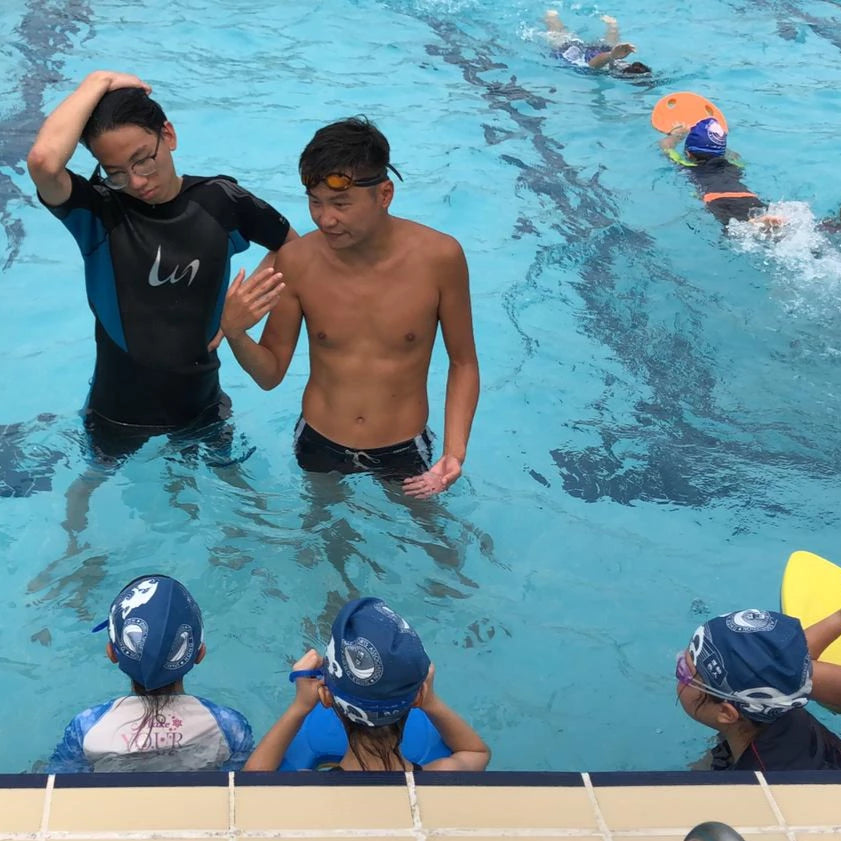 1-Hour Indoor Weekday Teens Swimming Lesson (HK)