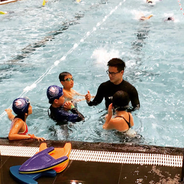 1-Hour Weekday Teens Swimming Lesson (HK)