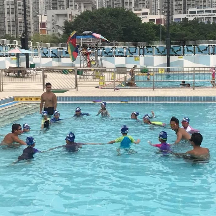 1-Hour Indoor Weekends Teens Swimming Lesson (KLN,NT)