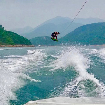 1 to 3-Hour Wakeboarding (Tai Tam)