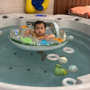 1-Hour Infant Spa and Swimming Service (HK/NT)
