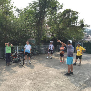 2-Hour Beginner Road Bike Group Lesson (Sha Tin)