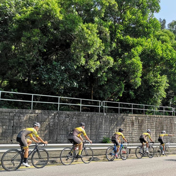 2 to 3-Hour Road Bike Group Training