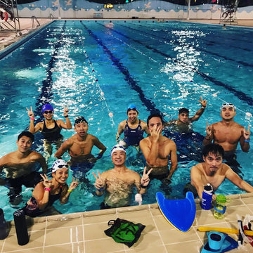 2-Hour Advanced Adults Endurance Swimming Class [4 Class Package]